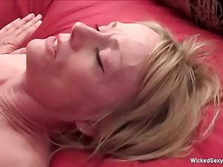 Wicked Sexy Melanie Intense Granny Fuck