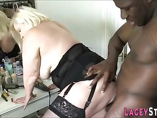 British pensioner blacked