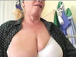 Granny sees grandpa fucks nurse in hospital