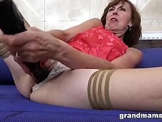 Big Toys for Nasty Granny