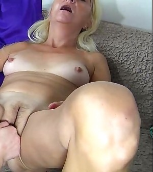 OldNanny Very old granny woman and youthful horny girl