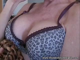 MILF Granny Lover Enjoys Her Orgasm