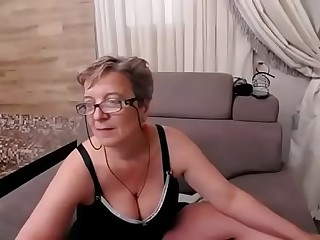 Busty granny being naughty - FREE REGISTER www.xcamgirl.tk