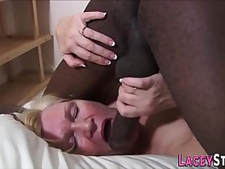 Black Cock for Granny