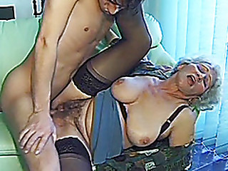busty mother needs a strong cock