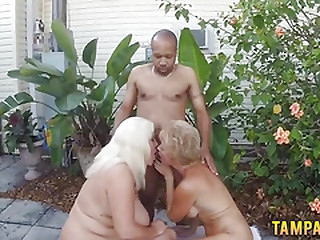 Mature swingers jizzed