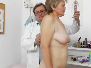 Wife gyno done right plus a medicaltool