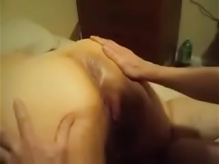 Bbw granny  pounding young guy