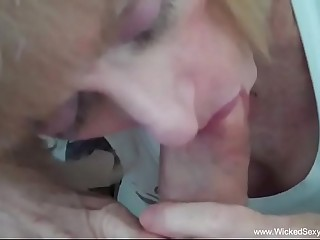 Cocksucker Grandma Amateur GILF