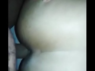 My Fat Granny BBW and Black Fuck Ballsack and Pussy with me.