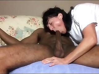 Big tit gilf getting anal from black dick