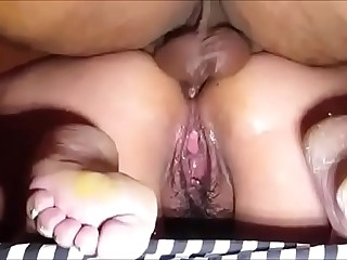 BBW Granny Gets Assfuck Like A Champ