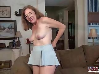 USAwives Closeup Cooter Slideshow Mature Video